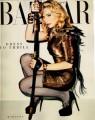 MADONNA Harper's Bazaar (11/13) USA Magazine Subscribers' Edition