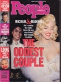 MADONNA People Weekly (4/15/91) USA Magazine