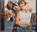 MADONNA & MISSY A New Groove, A New Jean USA CD5 GAP Promo Only
