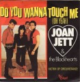 JOAN JETT & THE BLACKHEARTS Do You Wanna Touch Me FRANCE 7