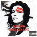 MADONNA American Life GERMANY 2LP
