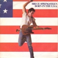 BRUCE SPRINGSTEEN Born In The U.S.A. SPAIN 7