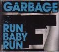 GARBAGE Run Baby Run AUSTRALIA CD5