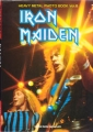 IRON MAIDEN Heavy Metal Photo Book Series JAPAN Picture Book