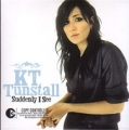 KT TUNSTALL Suddenly I See EU CD5 w/2 Tracks