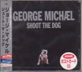 GEORGE MICHAEL Shoot The Dog JAPAN CD5 Promo w/Postcard