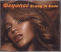 BEYONCE Crazy In Love AUSTRALIA CD5 w/4 Tracks