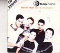 BOYZONE Love Me For A Reason FRANCE CD5