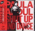 PAULA ABDUL Shut Up & Dance (The Dance Mixes) JAPAN CD