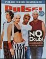 NO DOUBT Pulse! (1/02) USA Magazine