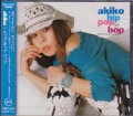 AKIKO Hip Pop Bop JAPAN CD