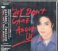 MICHAEL JACKSON They Don't Care About Us JAPAN CD5