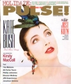KATE BUSH Pulse! (Holiday Issue/93) USA Magazine