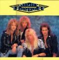 NIGHT RANGER 1988 JAPAN Tour Program