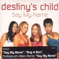 DESTINY'S CHILD Say My Name FRANCE CD5