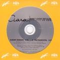 CIARA Can`t Leave `Em Alone USA CD5 Promo Only