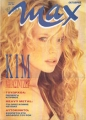 KIM BASINGER Max (10/90) GREECE Magazine