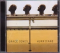 GRACE JONES Hurricane UK CD