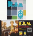 R.E.M. Set of 2 JAPAN Promo Tour Flyer