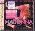 MADONNA Confessions On A Dancefloor JAPAN CD+DVD