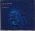 LIQUID PEOPLE VS. SIMPLE MINDS Monster UK CD5