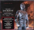 MICHAEL JACKSON HIStory: Past, Present ANd Future Book 1 USA 2CD