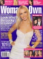 BRITNEY SPEARS Woman's Own (1/04) USA Magazine