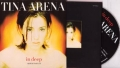 TINA ARENA In Deep AUSTRALIA CD Promo w/Unique Double Slipcase &
