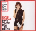DANNII MINOGUE Don't Wanna Lose This Feeling UK CD5 w/3 Tracks+Video
