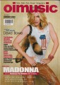 MADONNA Oimusic (1/01) KOREA Magazine