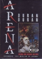 DURAN DURAN Arena/The Making Of Arena EU DVD