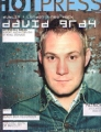 DAVID GRAY Hot Press (7/19/2000) UK Magazine
