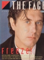 BRYAN FERRY The Face (4/85) UK Magazine