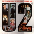 U2 The Philadelphia Interviews: Volume One UK LP Red Vinyl