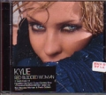 KYLIE MINOGUE Red Blooded Woman UK CD5 w/Video& Photo Gallery
