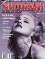 MADONNA Autograph Collector (2/94) USA Magazine