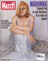 MADONNA Paris Match (9/7/95) FRANCE Magazine