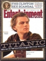 LEONARDO DiCAPRIO Entertainment Weekly (2/6/97) USA Magazine