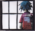 GORILLAZ Feel Good Inc EU CD5
