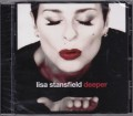 LISA STANSFIELD Deeper USA CD