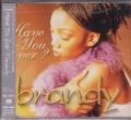 BRANDY Have You Ever? JAPAN CD5