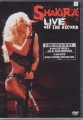 SHAKIRA Live Off The Record USA DVD w/CD