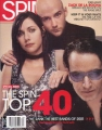 U2 Spin (4/01) USA Magazine
