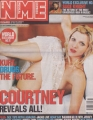 COURTNEY LOVE NME (9/15/01) UK Magazine
