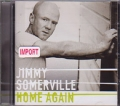 JIMMY SOMERVILLE Home Again EU CD