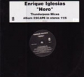 ENRIQUE IGLESIAS Hero USA 12`` w/Thunderpuss Remixes