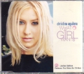 CHRISTINA AGUILERA What A Girl Wants EU CD5 w/Video