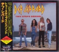 DEF LEPPARD Two Steps Behind JAPAN CD5