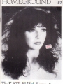 KATE BUSH Home Ground (#57) UK Fanzine