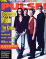 DEPECHE MODE Pulse (5/93) USA Magazine